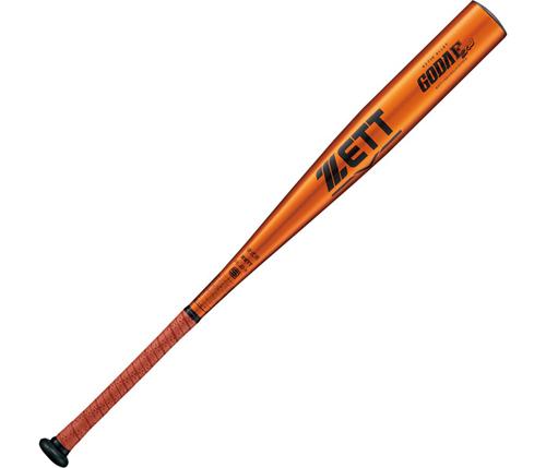 ZETT(ゼット) 硬式アルミバット ゴーダFZ730 オレンジゴールド 84cm BAT11684 【カラー】オレンジゴールド【送料無料】
