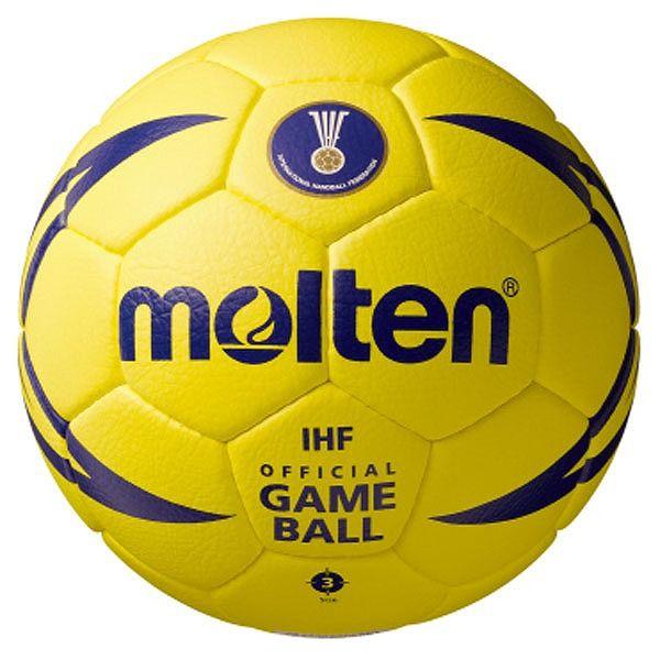 モルテン(Molten) ハンドボール3号球 ヌエバX5000 H3X5001【送料無料】