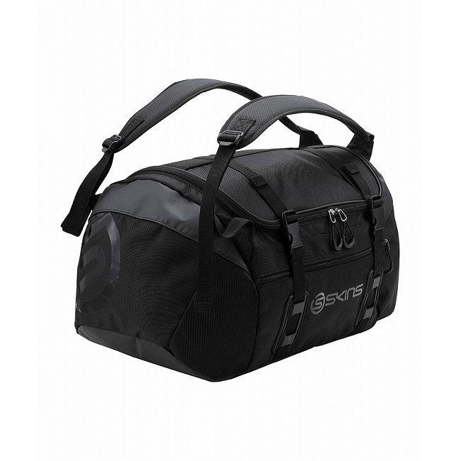 SKINS(スキンズ) 2WAYバッグ(中) SRY7702 【カラー】ブラック×ブラック 【サイズ】F【送料無料】