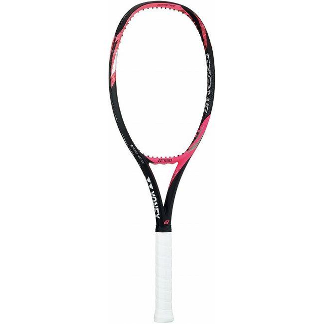 Yonexヨネックス 硬式テニスラケット EZONE LITEEゾーン ライト フレームのみ 17EZL 【カラー】スマッシュピンク 【サイズ】G1【送料無料】