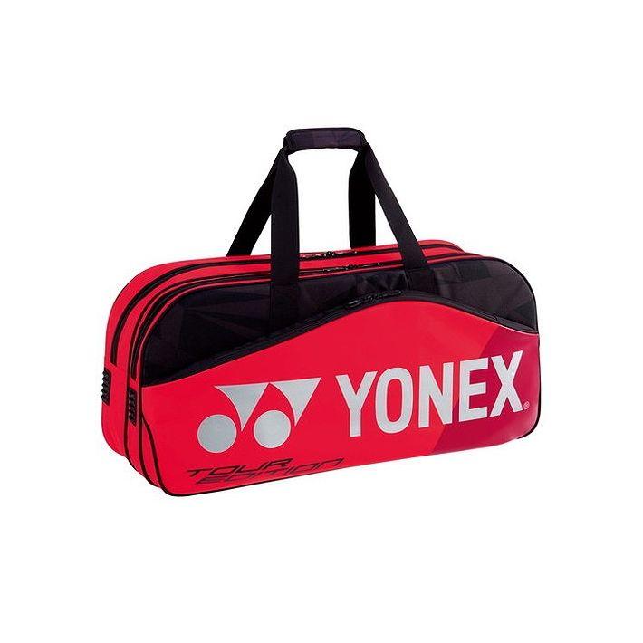 Yonex(ヨネックス) PRO SERIES トーナメントバッグ(テニス2本用) BAG1801W 【カラー】フレイムレッド