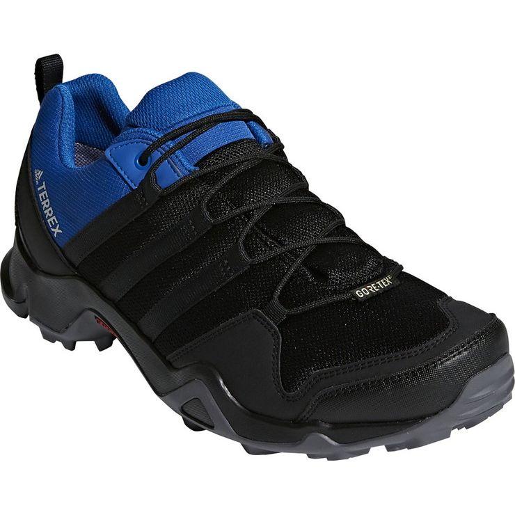 adidas Outdoor シューズ 26.6cm TERREX AX2R GTX コアブラック×コアブラック×ブルービューティーF10【送料無料】
