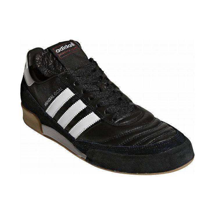 adidas(アディダス) フットボールシューズ 22.5cm adidas Football ムンディアルゴール スパイク サッカー 室内用 019310【送料無料】
