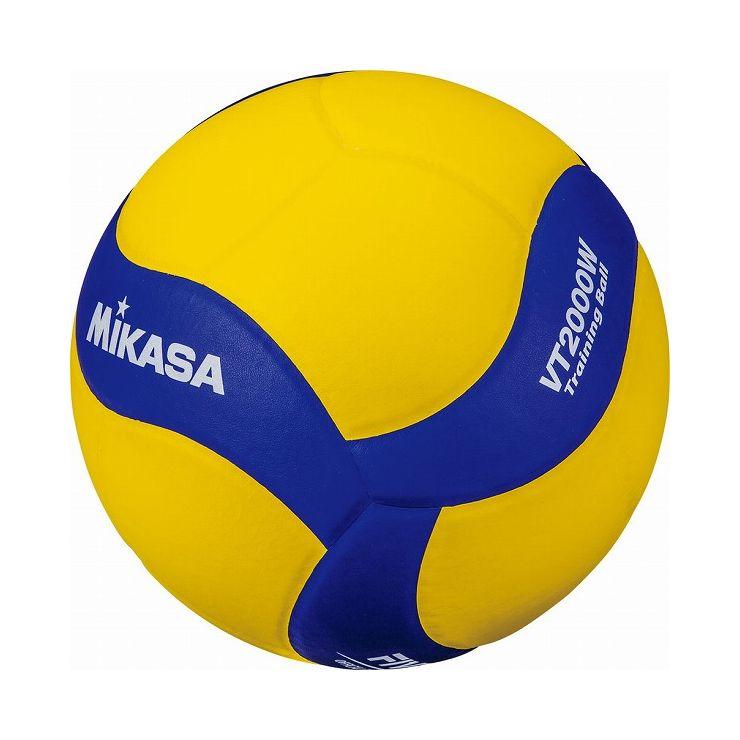 ミカサ(MIKASA) MIKASA ミカサ バレーボール トレーニングボール5号球 2000g VT2000W【送料無料】