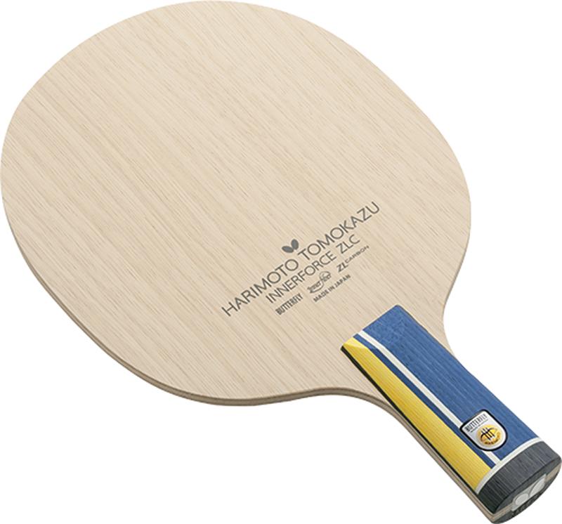 Butterfly 中国式ペンラケット HARIMOTO TOMOKAZU INNERFORCE ZLC CS 張本智和 インナーフォース ZLC 中国式 24050 卓球【送料無料】