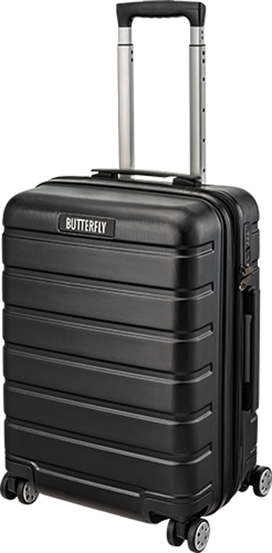 Butterfly 卓球バッグ・ケース FOLDOA SUITCASE フォルドア・スーツケース 63160 【カラー】ブラック 卓球【送料無料】