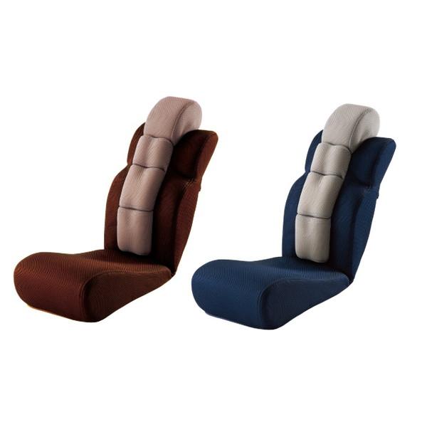 骨盤ポール座椅子NOBIIIL 美バランス 腰痛 ストレッチ 座椅子 クッション 美姿勢 姿勢 猫背 リクライニング 0070-3554【送料無料】【int_d11】