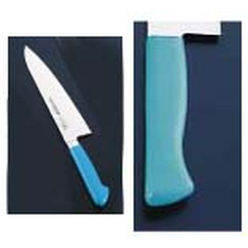 ハセガワ 抗菌カラー包丁 牛刀 24cm MGK-240 グリーン AKL09245A【送料無料】