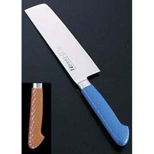 ハセガワ 抗菌カラー包丁 菜切 18cm MNK-180 ブラウン AKL10186A【送料無料】