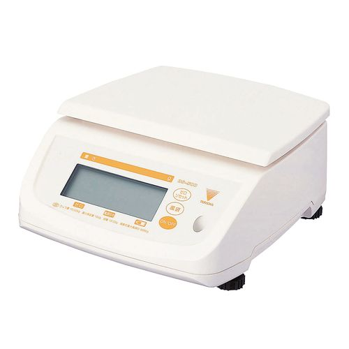 寺岡 寺岡 防水型デジタル上皿はかり テンポ DS-500N 10Kg BHK9402