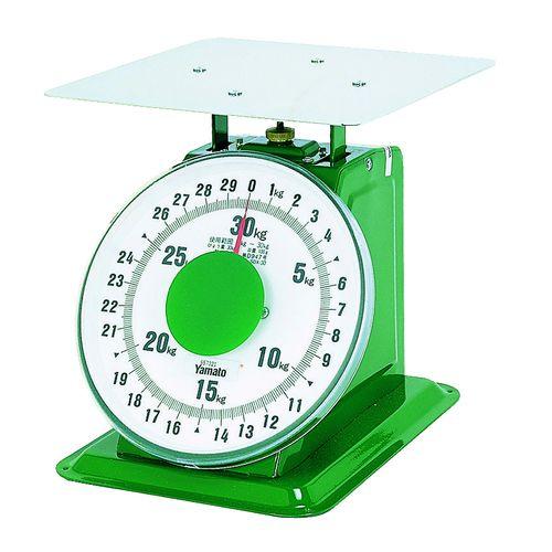 ヤマト 上皿自動はかり「大型」 平皿付 SDX-30 30kg BHK6730