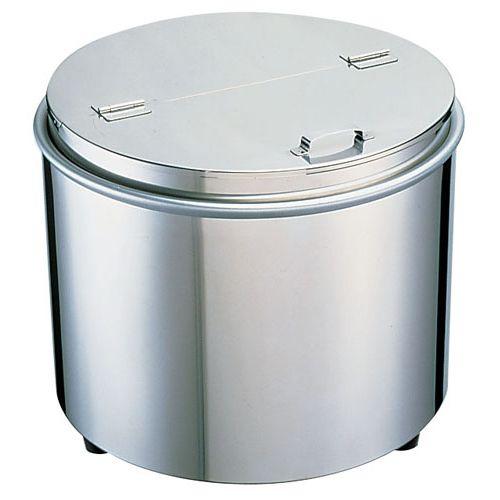 熱研 スープウォーマーエバーホットステンレス型 NL-16S DSC09016【送料無料】