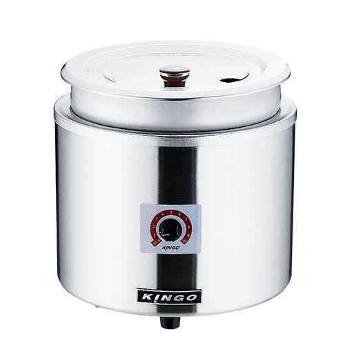 KINGO KINGO湯煎式電気スープジャー 11L D9001 DSC2601【送料無料】