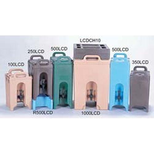 CAMBRO(キャンブロ) ドリンクディスペンサー 500LCD コーヒーベージュ FDL346S【送料無料】