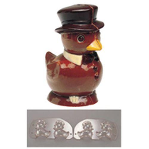 デコ・レリーフ デコレリーフ チョコレートモルド ヒヨコ2PCS EU-630 WTY73【送料無料】