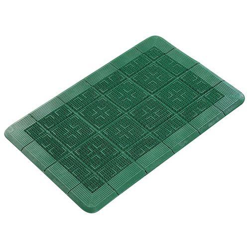 コンドル クロスハードマット 900×1800mm 緑 KMT21185A【送料無料】