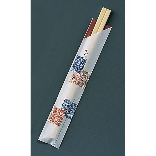 ツボイ 割箸袋入 元禄吹き寄せ アスペン元禄 (1ケース100膳×40入) XHSA3