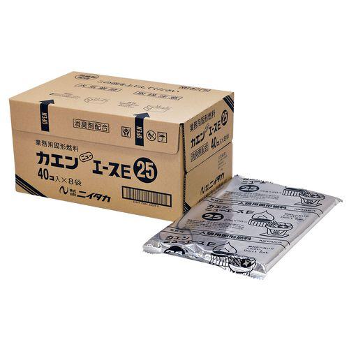 ニイタカ 固形燃料 カエンニューエースE 10g(40個×18袋入) QKK2701【送料無料】