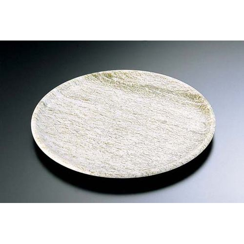 TKG 石器 丸皿 YSSJ-011 30cm RIS1402【送料無料】