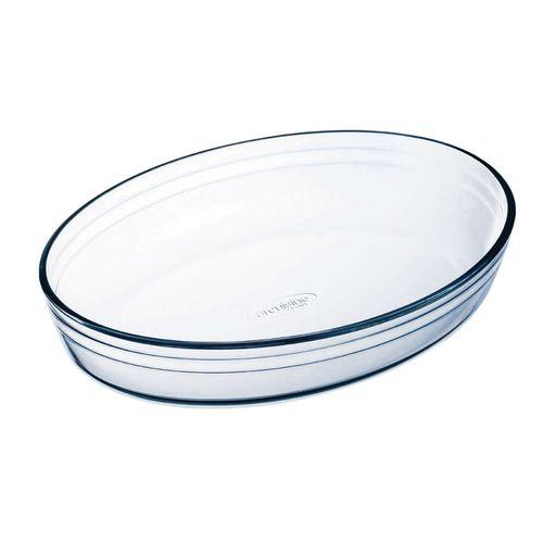 アルコロック アルキュイジーヌ 楕円型深皿 M 346BA00 RAL4502