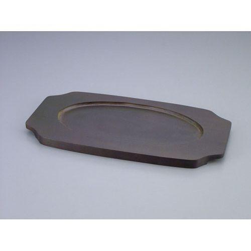 タカハシ産業 オーバルグラタン皿ツバ付 専用木台 1011-26用 RMK392