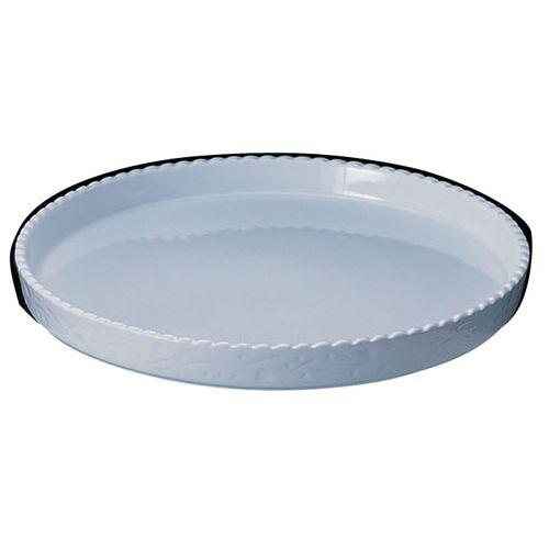 ロイヤル ロイヤル 丸型グラタン皿 ホワイト PB300-40-7 RLI26【送料無料】