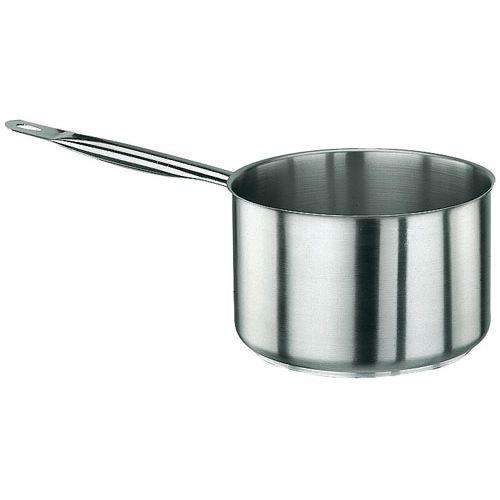 PADERNO(パデルノ) 18-10片手深型鍋 (蓋無) 1006-22 AKT9922【送料無料】