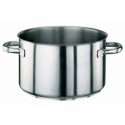 PADERNO(パデルノ) 18-10半寸胴鍋 (蓋無) 1007-24 AHV8724【送料無料】