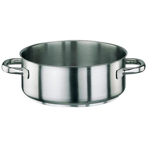 PADERNO(パデルノ) 18-10外輪鍋 (蓋無) 1009-45 ASTF345【送料無料】