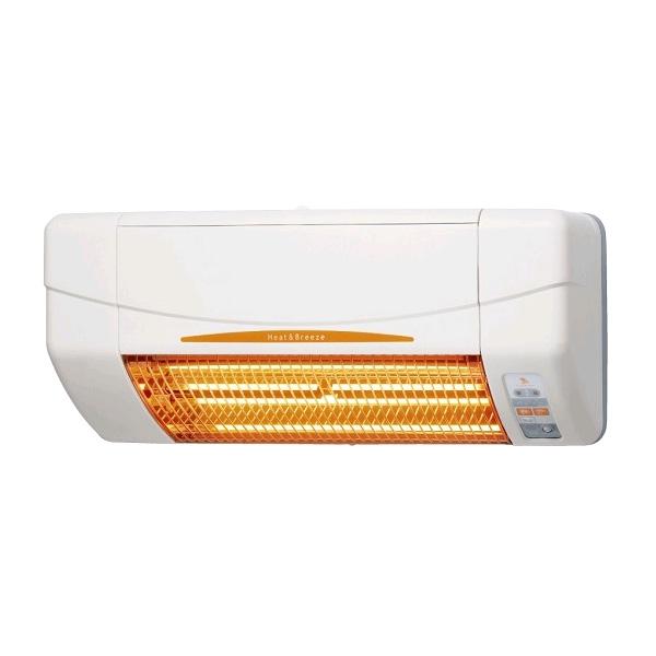 高須産業 涼風暖房機 浴室用モデル SDG-1200GBM (壁面取付タイプ/浴室用モデル/防水仕様) (代引不可)