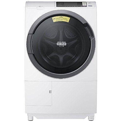 日立 ドラム式 洗濯乾燥機 BD-SG100ALW ホワイト