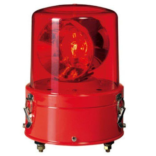 パトライト 大型回転灯赤 SKC-210A-R