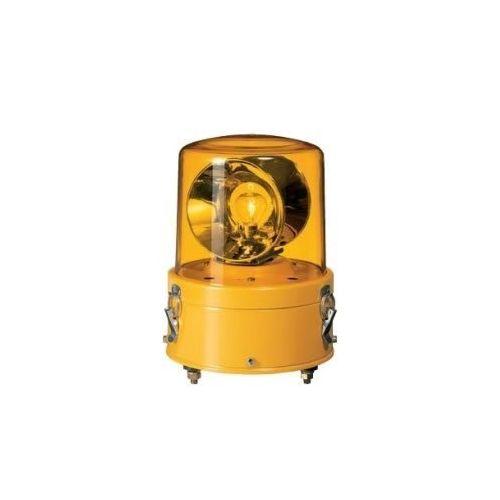 パトライト 大型回転灯黄 SKC-210A-Y