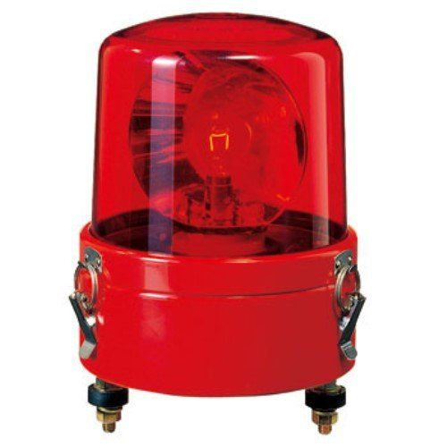パトライト 大型回転灯赤 SKL-120CA R