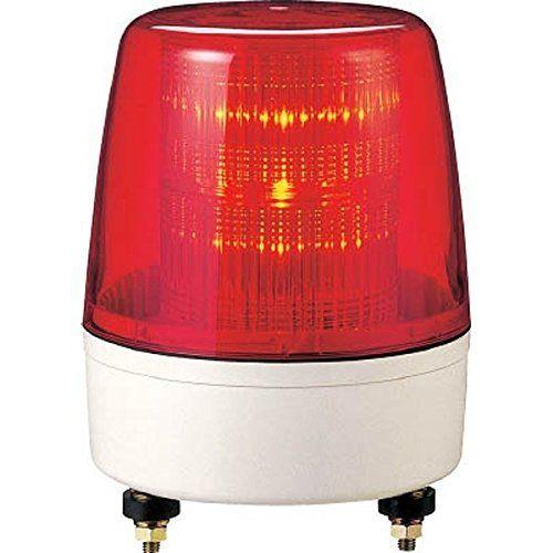 パトライト LED流動、点滅表示灯 KPE-100A-R