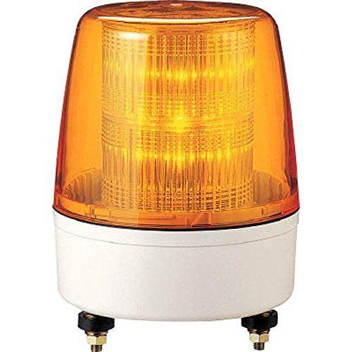 パトライト LED流動、点滅表示灯 KPE-100A-Y