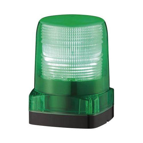 パトライト LEDフラッシュ表示灯緑 LFH-M2-G