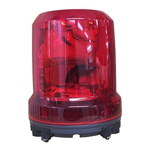 パトライト LED回転灯赤 RLR-M2-P-R