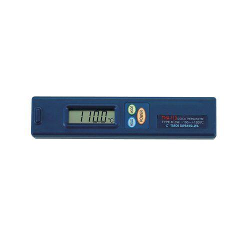 タスコ デジタル温度計本体 TA410-110