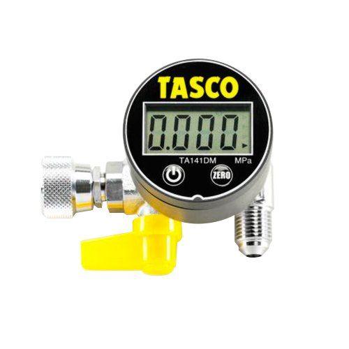 タスコ デジタルミニ真空ゲージキット TA142MD