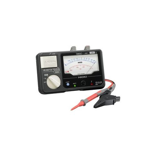 日置電機 単レンジアナログメガー IR4013-10