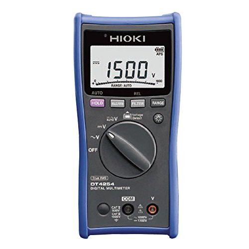 日置電機 デジタルマルチメータ DT4254