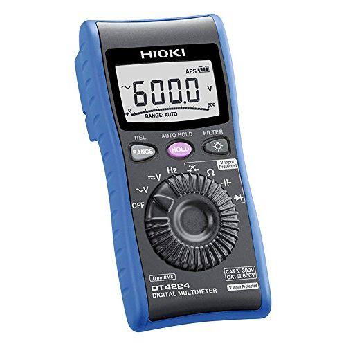 日置電機 デジタルマルチメータ DT4224