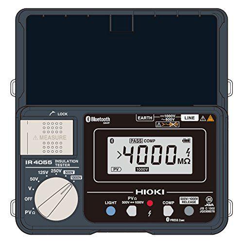 日置電機 絶縁抵抗計 IR4055-11
