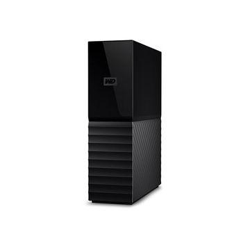 ウエスタンデジタル HDD 外付けハードディスク 6TB 3年保証 My Book WDBBGB0060HBK-JESN