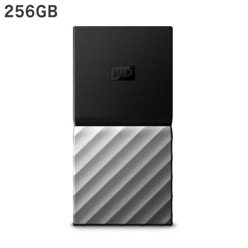 アイオーデータ SSDポータブルストレージ 256GB WDBK3E2560PSL-WESN