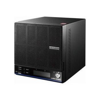 アイ・オー・データ 「WD Red」2基/高速CPU搭載 「拡張ボリューム」採用 高信頼ビジネスNAS 12TB HDL2-H12