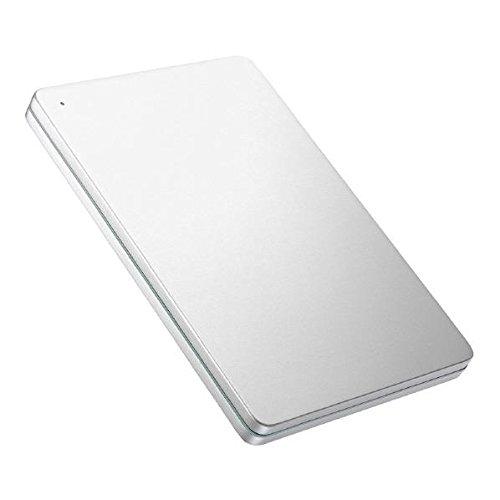 アイ・オー・データ USB 3.0対応ポータブルHDD カクうす 1TB 銀×緑 HDPX-UTS1S