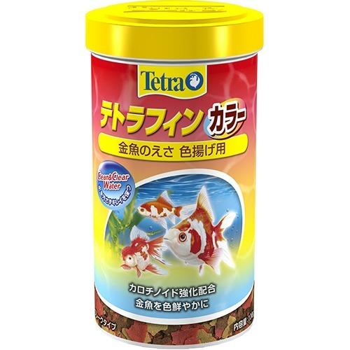 テトラ テトラフィン カラー 100g テトラジャパン