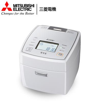 三菱 MITSUBISHI 炭炊釜 IH炊飯器 ピュアホワイト NJ-VXA10-W【送料無料】